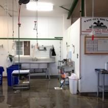 inside facility